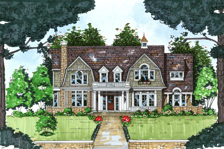 4118-Woodland-Colored-Rendering